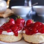 Easy Strawberry Vanilla Bean Jam