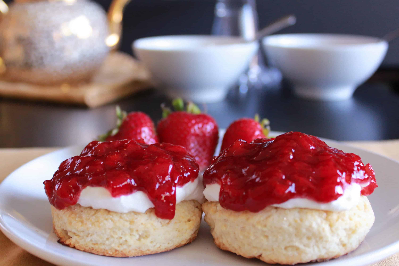 Strawberry Jam Recipe - Celebrating Sweets