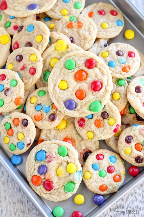Easy Cookie Recipes Eggless