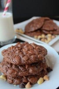 Peanut Butter Brownie Cookies
