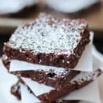 Small Batch Brownies