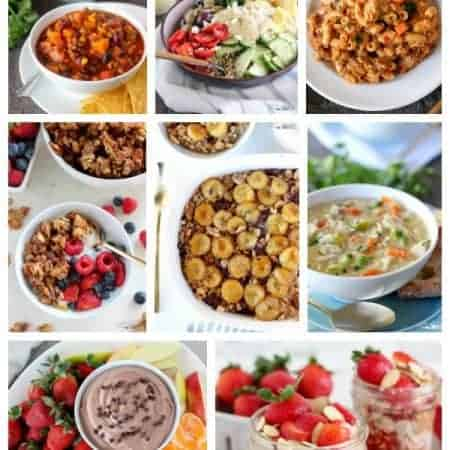 Healthy Recipe Roundup