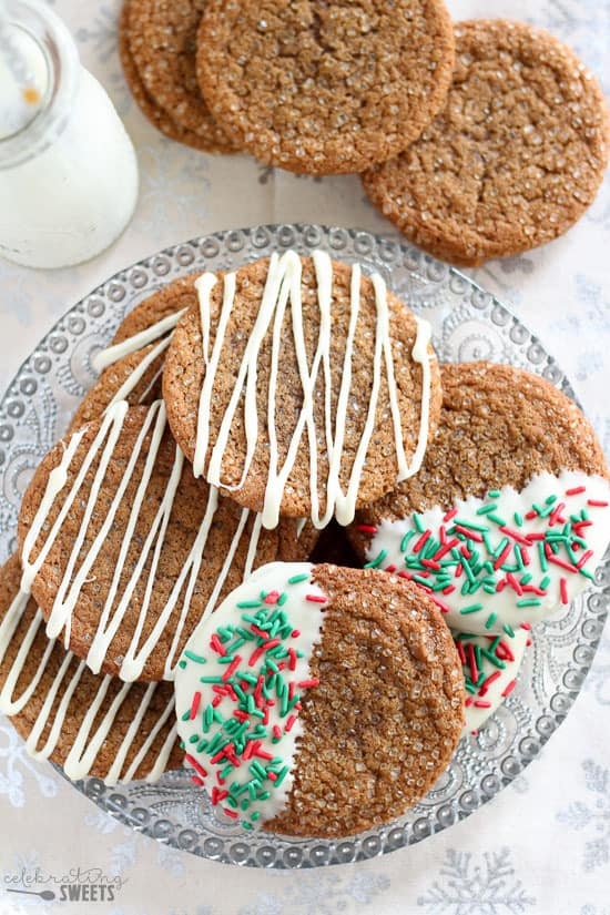 recipe: starbucks ginger molasses cookie nutrition facts [18]