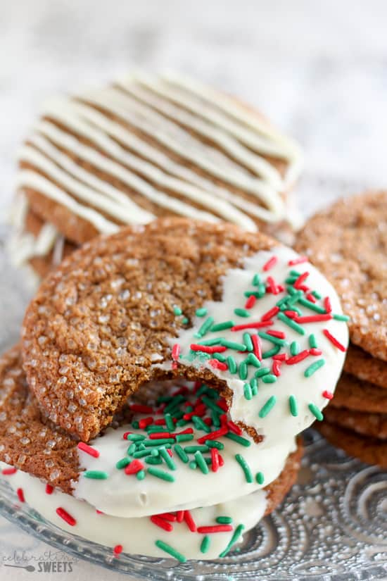 recipe: starbucks ginger molasses cookie nutrition facts [9]