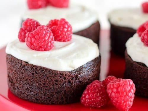 Surprising Chocolate Mini Cakes Celebrating Sweets Funny Birthday Cards Online Hendilapandamsfinfo