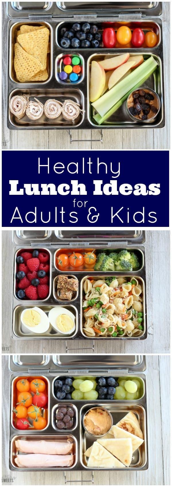 Healthy Lunch Box Snack Ideas