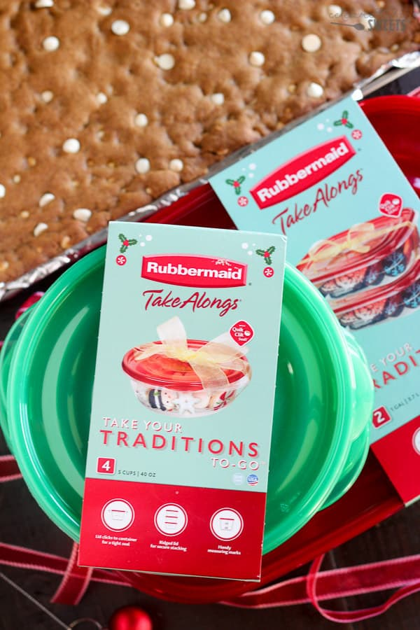 Rubbermaid takealong containers