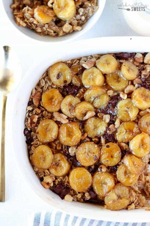Baked Maple Bananas Recipe — Dishmaps