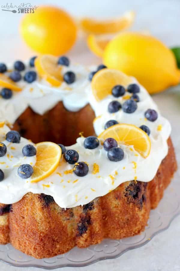 Lemon Cake Smitten Kitchen